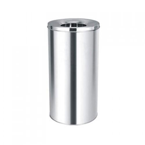 Coș de gunoi mare inox